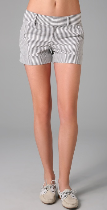 Club Monaco Marianna City Shorts