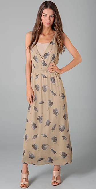 Club Monaco Long Dress
