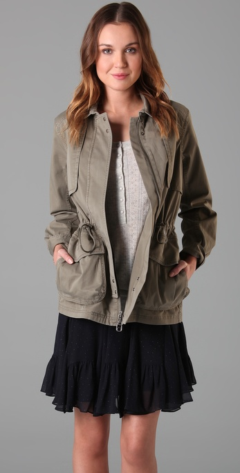 Club Monaco Ashlee Field Jacket