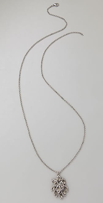 Club Monaco Marquis Pendant Necklace