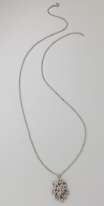 Club Monaco Marquis Pendant Necklace
