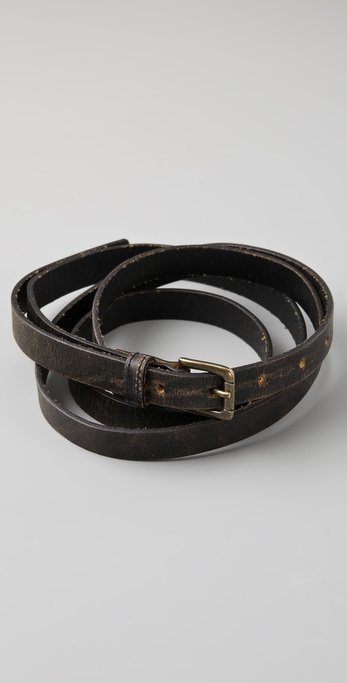 Club Monaco Naomi Wrap Belt