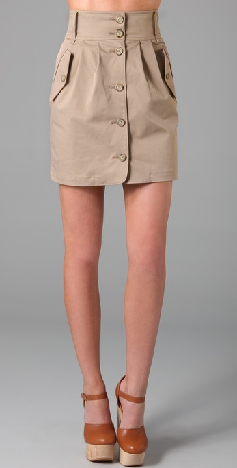 Club Monaco Eden Skirt