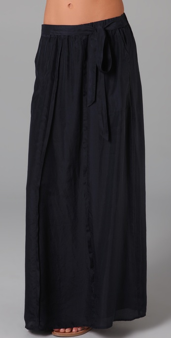 Club Monaco Joni Long Skirt