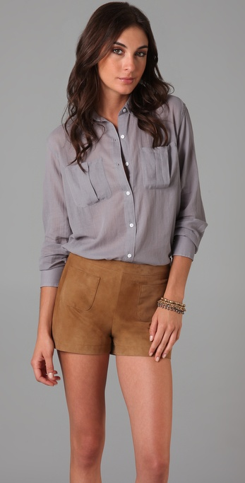 Club Monaco Lauren Blouse