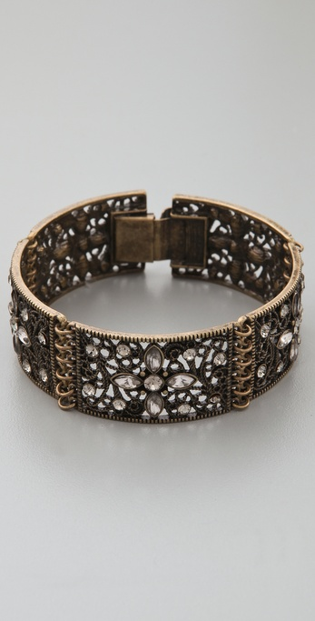Club Monaco Filigree Bracelet