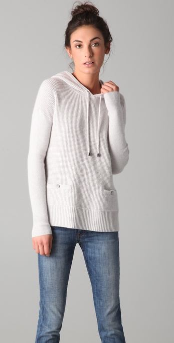 Club Monaco Echo Hoodie Sweater