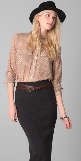 Club Monaco Shawna Shirt