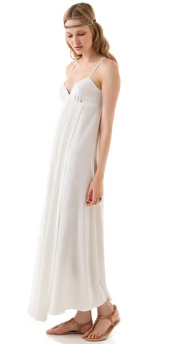 Club Monaco Sandreen Maxi Dress