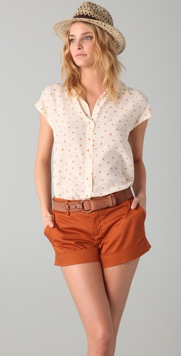 Club Monaco Genevieve Shirt