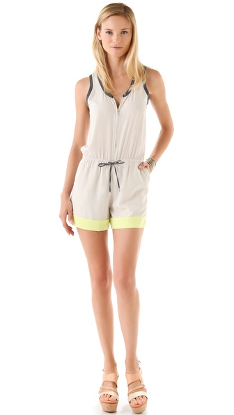 Club Monaco Doris Romper