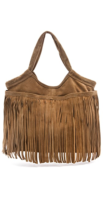 Club Monaco Lulu Fringe Bag