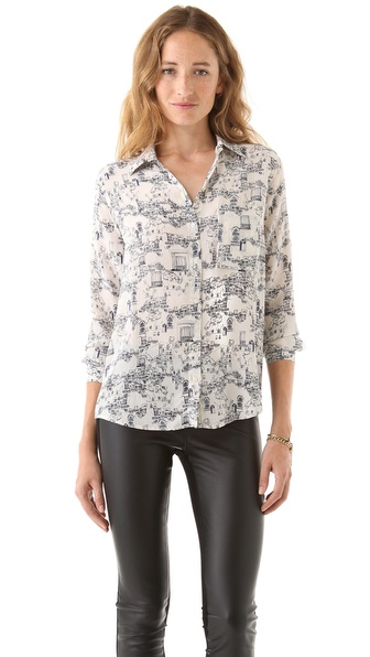 Club Monaco Ella Shirt