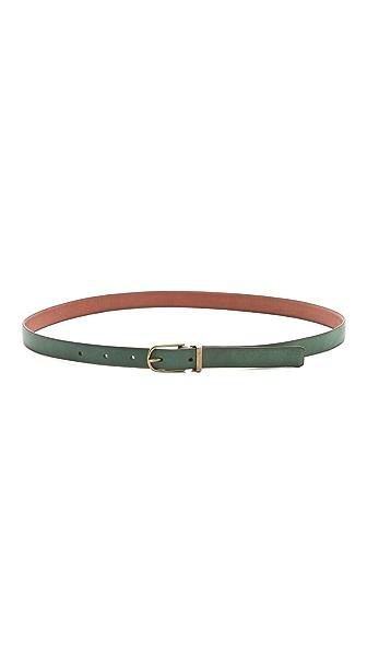 Club Monaco Rosina Reversible Belt