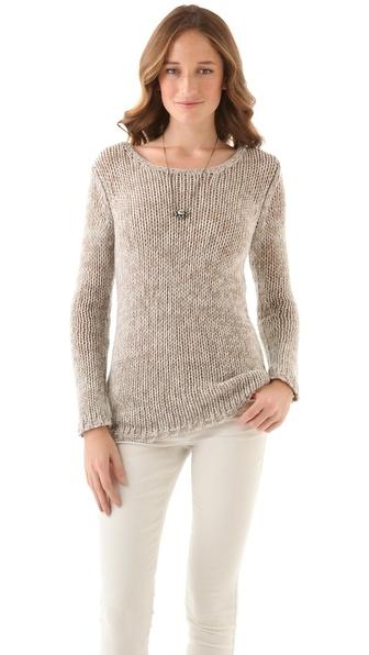 Club Monaco Jane Tweed Sweater