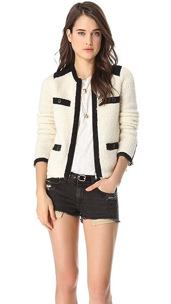 Club Monaco Marsha Sweater Jacket