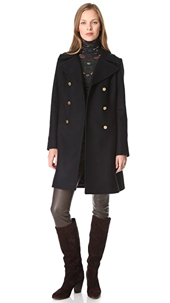 Club Monaco Isabel Coat