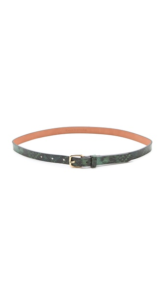 Club Monaco Laura Skinny Belt