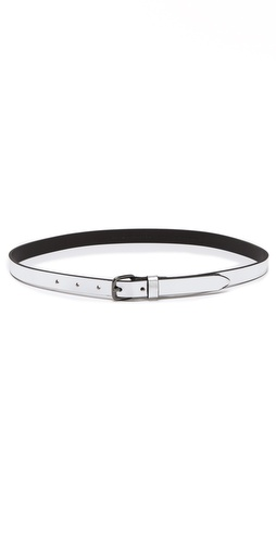 Club Monaco Laura Skinny Belt at Shopbop.com