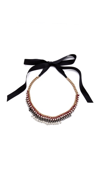 Club Monaco Charlie Chain Necklace