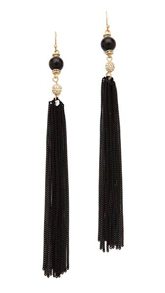Club Monaco Jolene Tassel Earrings