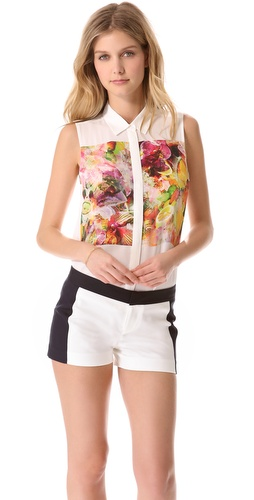 Club Monaco Zelda Shirt at Shopbop.com