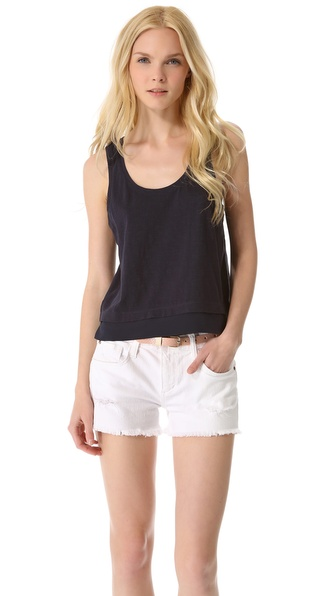 Club Monaco Fiona Crop Top