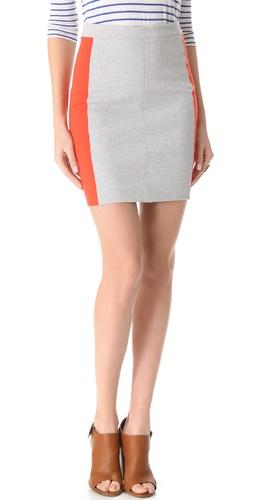 Club Monaco Jaqui Knit Skirt