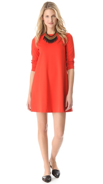 Club Monaco Polly Knit Dress