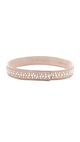 Club Monaco Stacey Embellished Belt