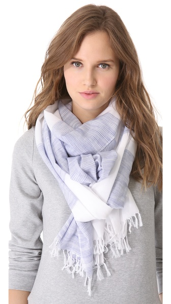 Club Monaco Beach Boutique Scarf