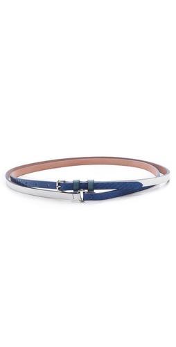 Club Monaco Amy Double Wrap Belt