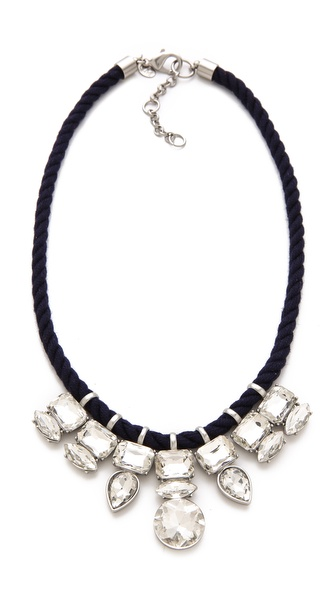 Club Monaco Rope Necklace