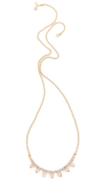 Club Monaco Opal Layering Necklace