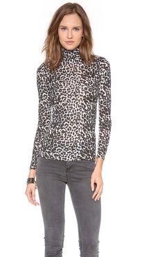 Club Monaco Julie Turtleneck Top