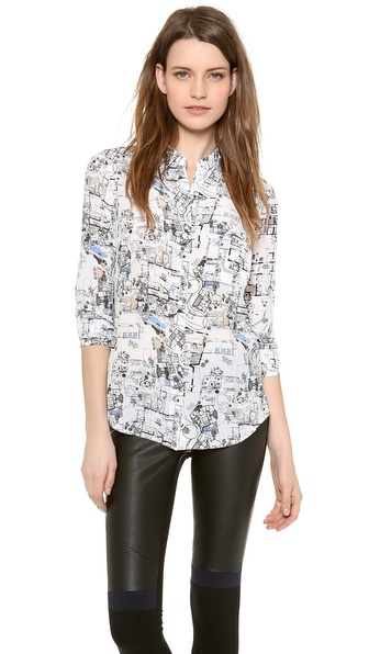 Club Monaco Mori Shirt