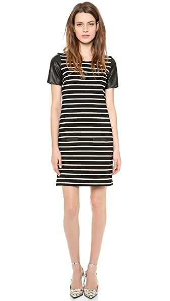 Club Monaco Tobin Knit Dress