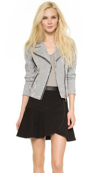 Club Monaco Jami Moto Jacket