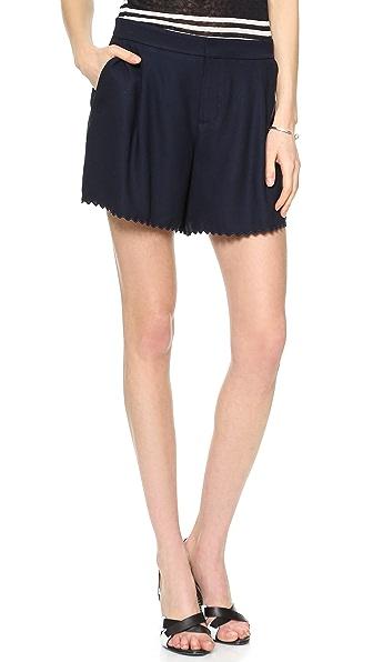 Club Monaco April Shorts