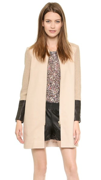 monaco women coats and jackets