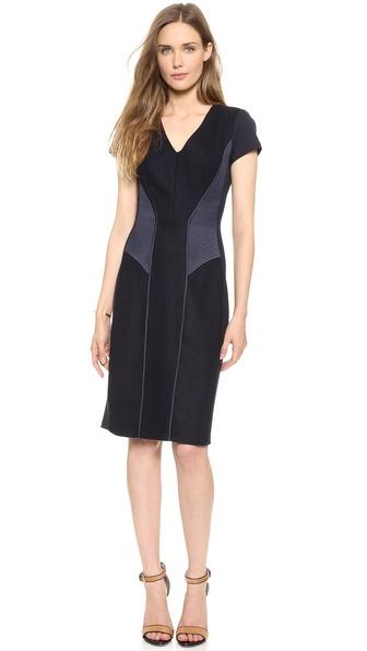 Kupi Club Monaco haljinu online i raspordaja za kupiti Club Monaco Kiona Dress Deep Cerulean online