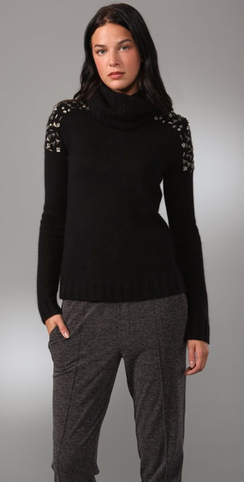 camilla and marc Stone Cold Turtleneck Sweater