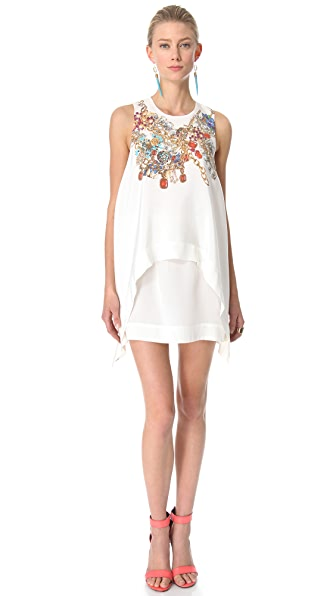 camilla and marc Adorned Dress