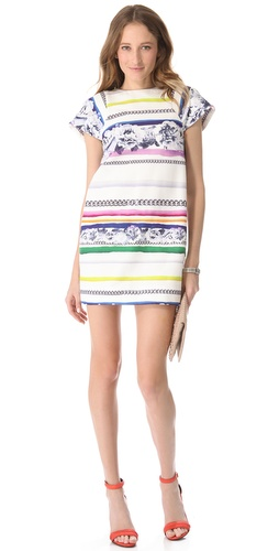 camilla and marc Linear Dress