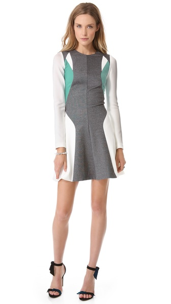 camilla and marc Counterflood Ponte Dress