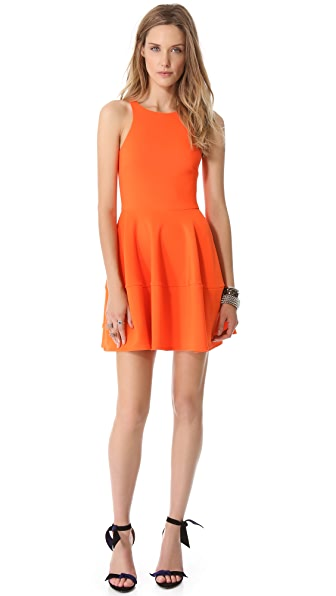 camilla and marc Waterline Rib Ponte Dress