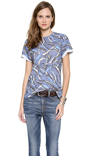 camilla and marc Miska Printed Tee