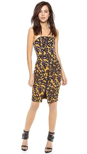 camilla and marc Merit Strapless Dress