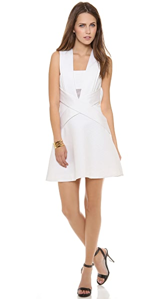 camilla and marc Responsive Bias Band Dress