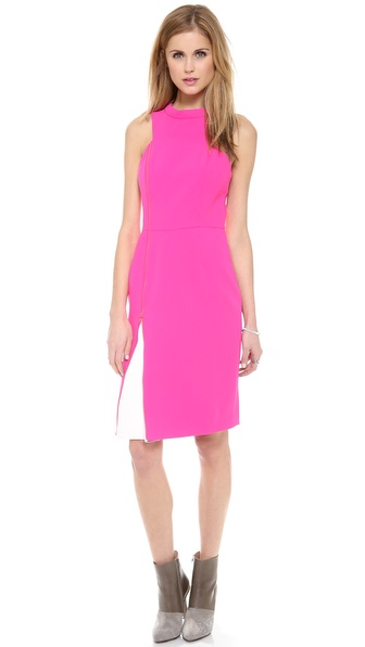 camilla and marc Successive Contrast Dress